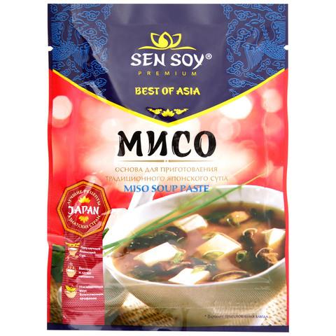 Основа для супа Мисо Sen Soy, 80г