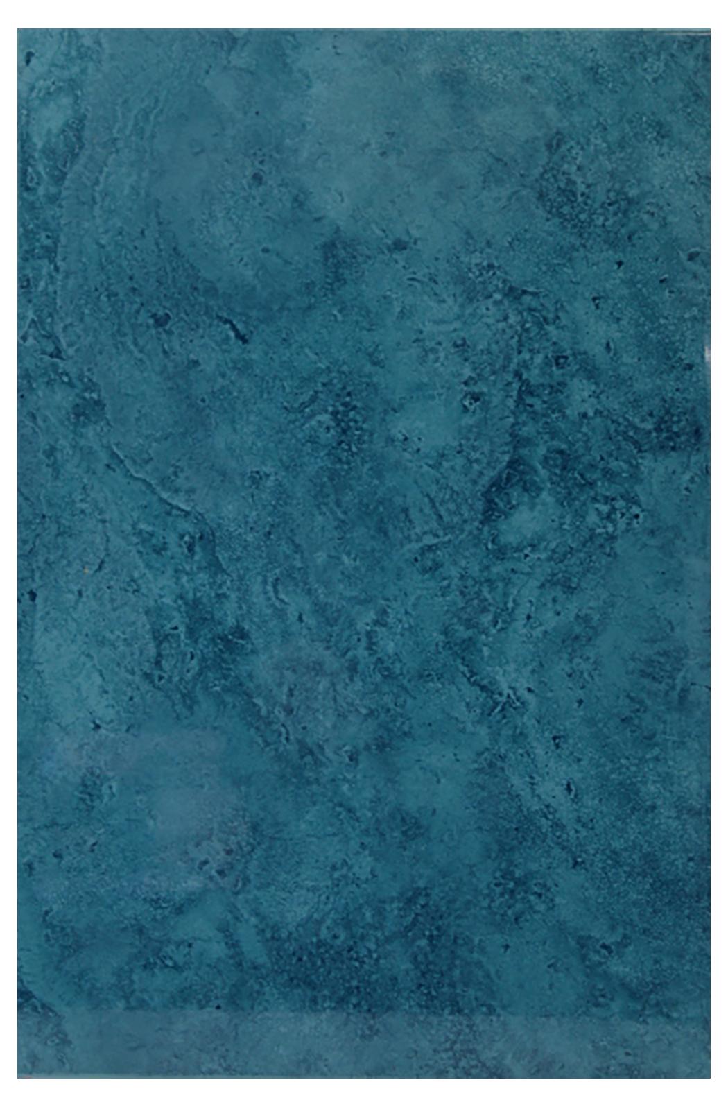 Керамическая плитка Лувр морская волна 27х40