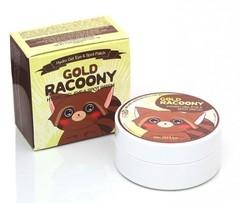 Гидрогелевые золотые патчи для кожи вокруг глаз Secret Key Gold Racoony Hydro Gel Eye & Spot Patch Secret Key