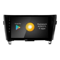 Штатная магнитола на Android 8.1 для Nissan X-Trail 3 14+ Roximo S10 RS-1202