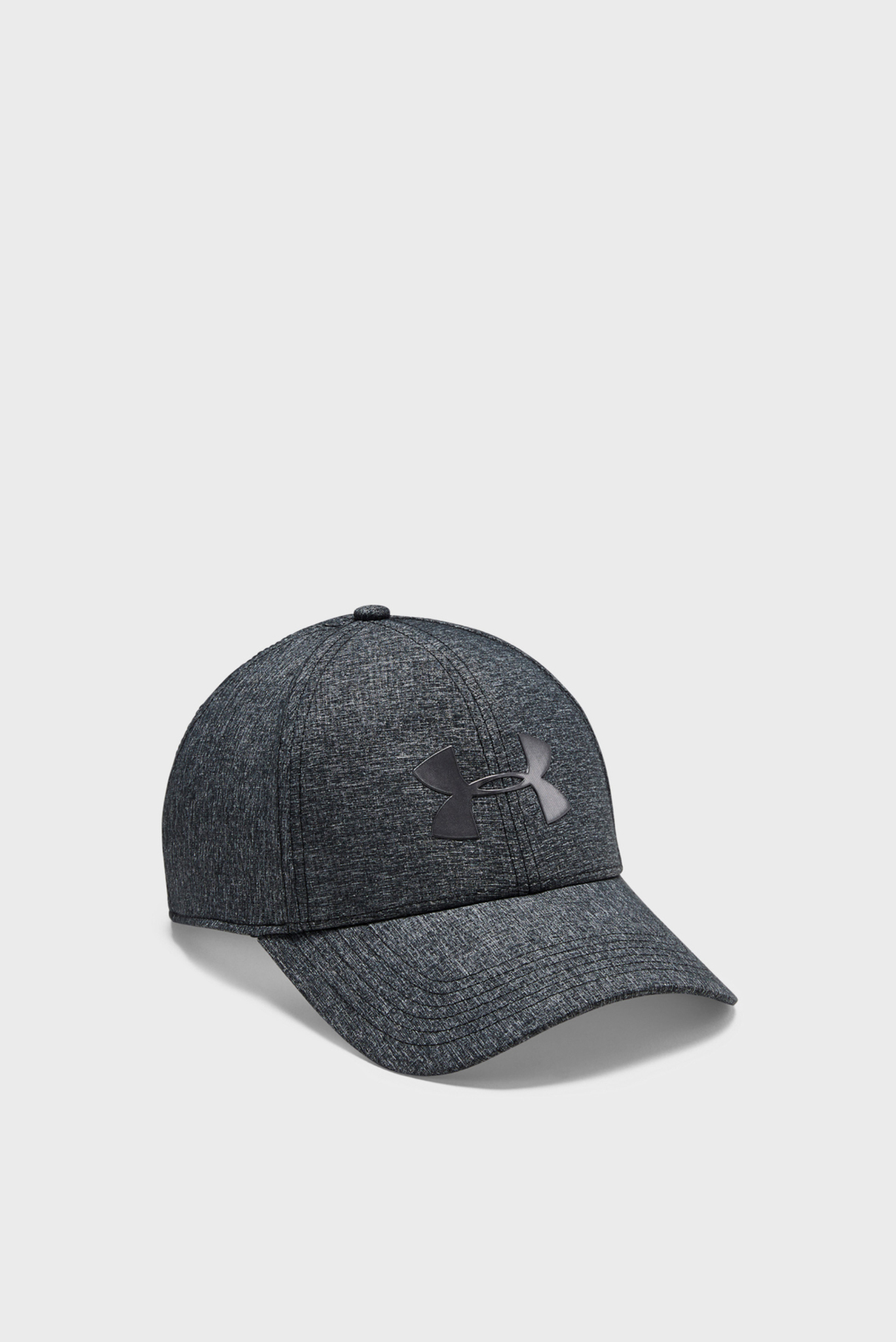 Мужская черная кепка UA Adjustable Airvent Cool Cap-BLK Under Armour