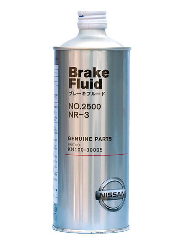 NISSAN BRAKE FLUID DOT3