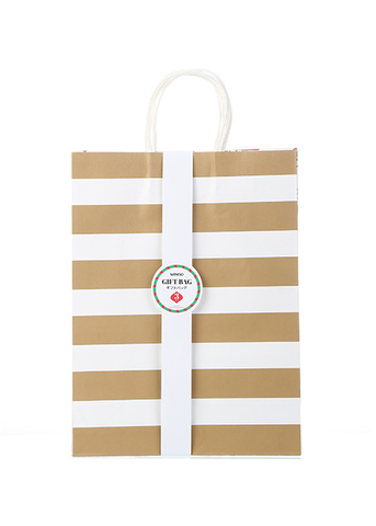 Vertical Gift Bag Large Size ( 3 Count )