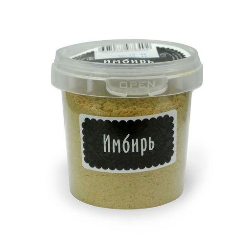 Имбирь сушеный (порошок), 55 гр. (Компас Здоровья)