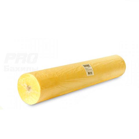 Простыни 70х200 (рулон) 100 шт желтые