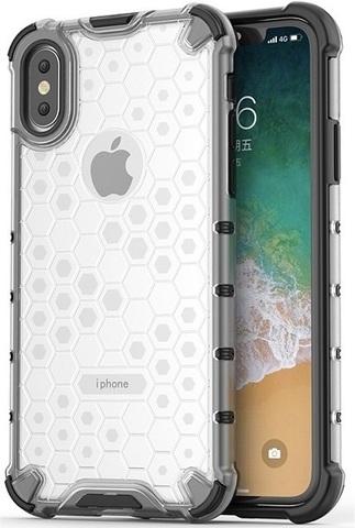 Защитный чехол на iPhone X и XS, Caseport, серия Honey, прозрачный