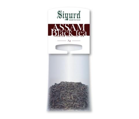 Чай Sigurd Ассам Черный на чайник (15 пак)