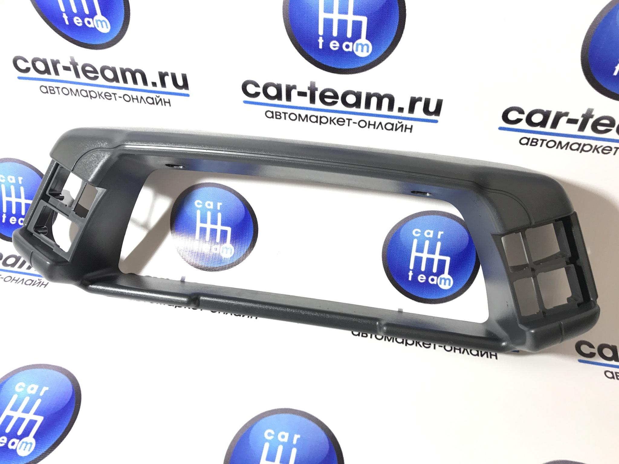 Облицовка щитка приборов на ВАЗ 2110-12 старого образца