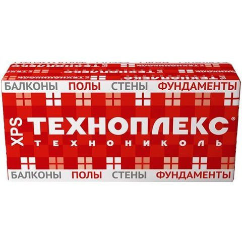 Техноплекс 1180x580x 30 (8,9 м2) (0,267м3)
