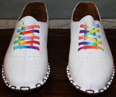 Женские туфли кроссовки Evromoda 19604 White