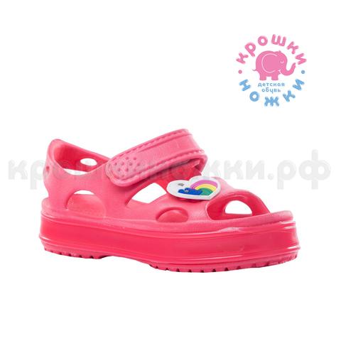 Туфли пляжные розовые Котофей