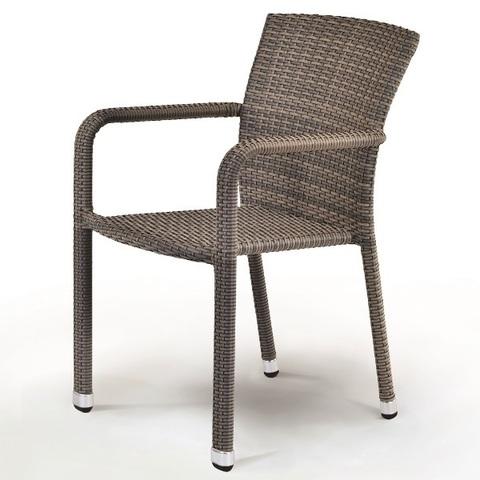 Плетеный стул A2001G-C088FT Pale