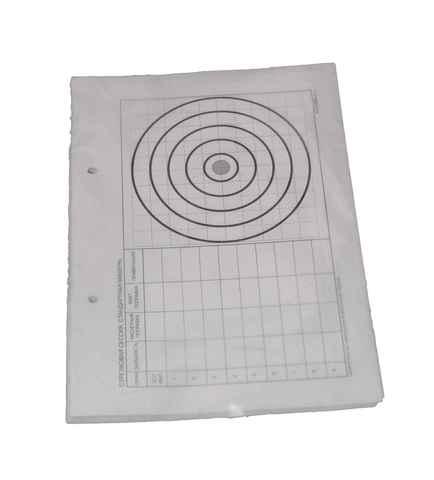 Блокнот стрелка (блок с бланками для замены в планшете стрелка, бумага всепогодная)