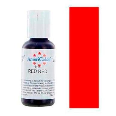 Краситель Americolor, Red Red