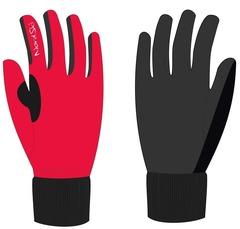 Перчатки Nordski Active Red 18