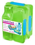 Набор Lunch: 2 контейнера и бутылка 475мл, артикул 1590, производитель - Sistema