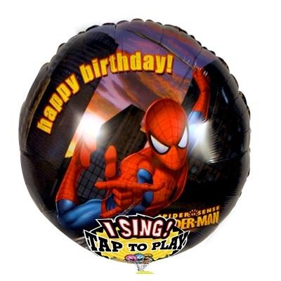 Поющие шары Поющий шар Человек паук shop_items_catalog_image2794.jpg