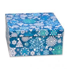Подарочная коробка (синяя)