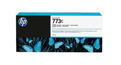 Картридж струйный HP C1Q43A (№773C) черный