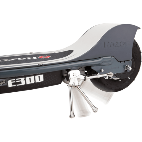 Электросамокат Razor E300 серебристый