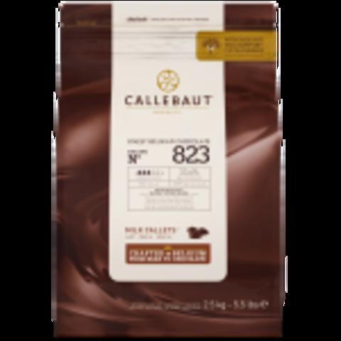 Молочный шоколад Callebaut 33,6%, 2,5 кг