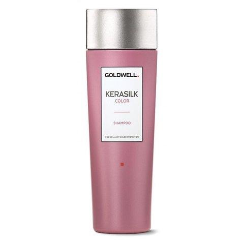 Шампунь для окрашенных волос, Goldwell Kerasilk Color Shampoo, 250 мл.