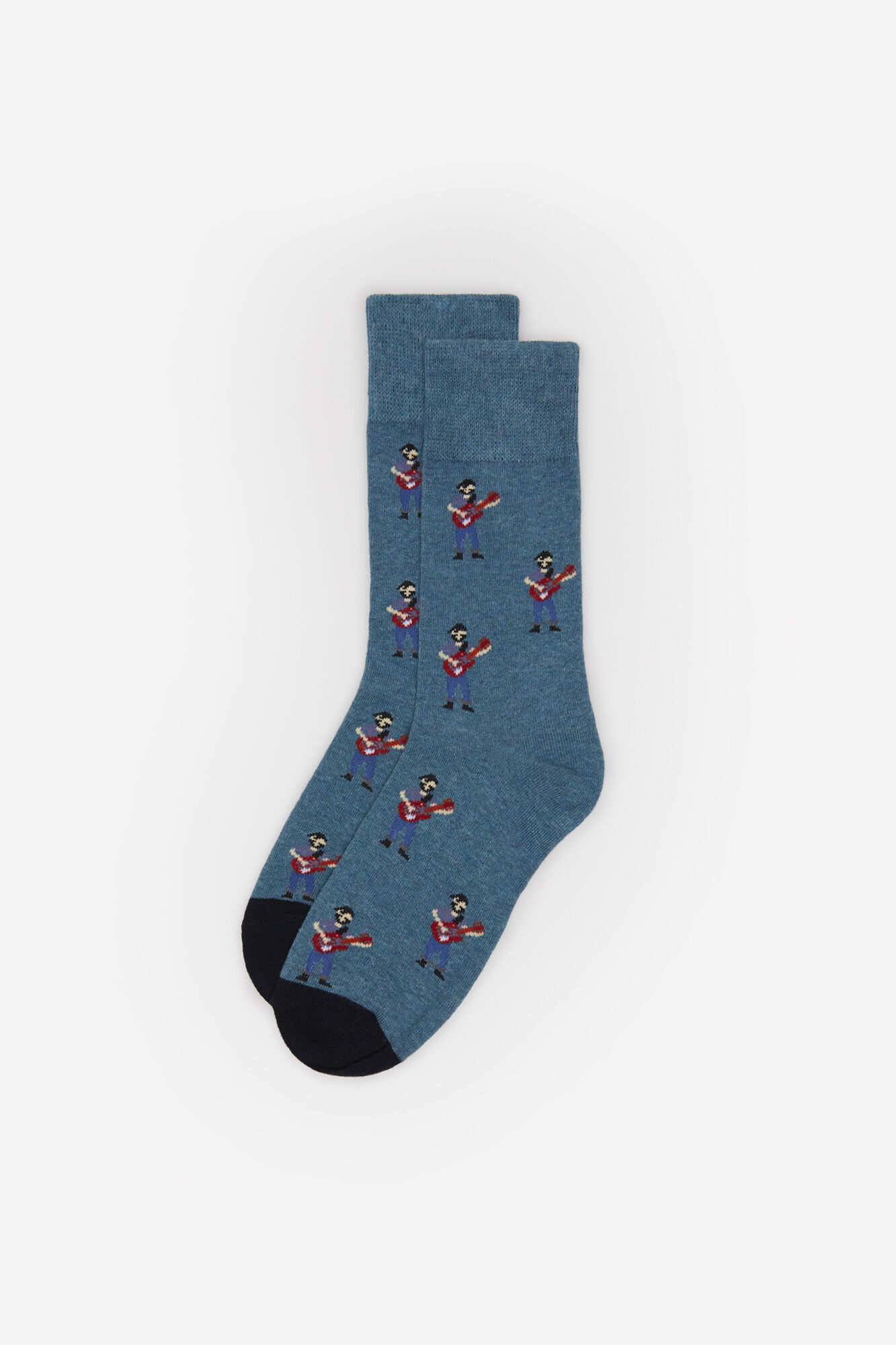 Шкарпетки з принтом