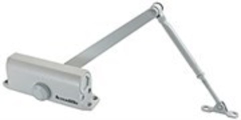 Доводчик дверной LY5 80-120кг морозостойкий