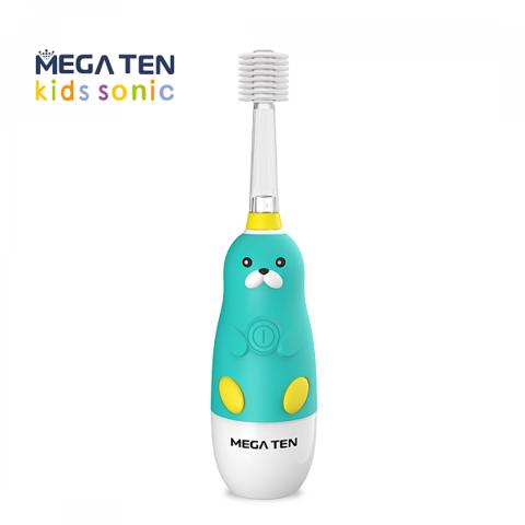 Зубная щетка «Моржик» Megaten Kids Sonic