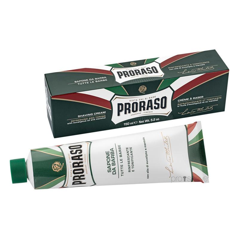 Крем для бритья Proraso ментол