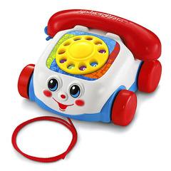 Fisher Price Телефон-каталка на веревочке (77816)