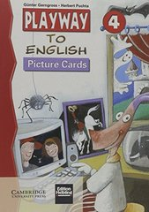 Playway to Eng  4  Set of Pict Cards