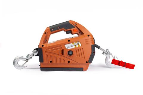 Лебедка электрическая переносная TOR SQ-01 450 кг 4,6 м  220 В, шт