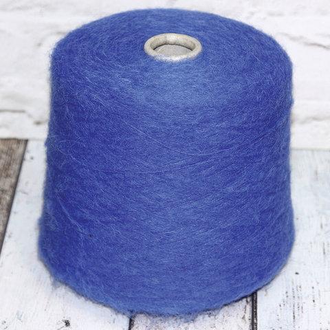 Вспушенная альпака Filitaly Lab / WILD BRUSHED 950 голубой васильковый