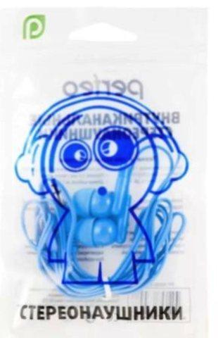 Perfeo наушники внутриканальные PF-NNM-BLU синие  1/50