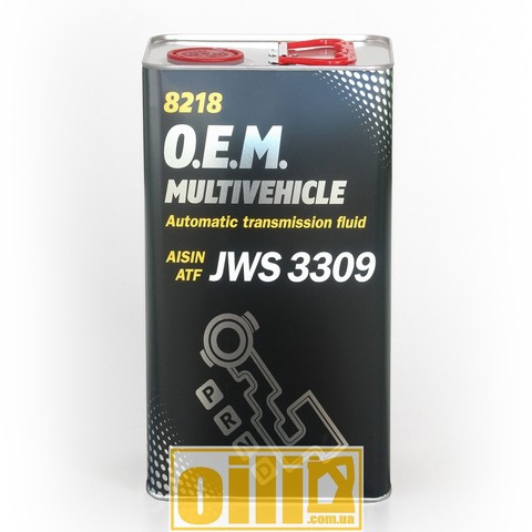 8218 Mannol O.E.M. MULTIVEHICLE 4L metal