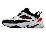 Кроссовки мужские Nike M2K Tekno White Black Red