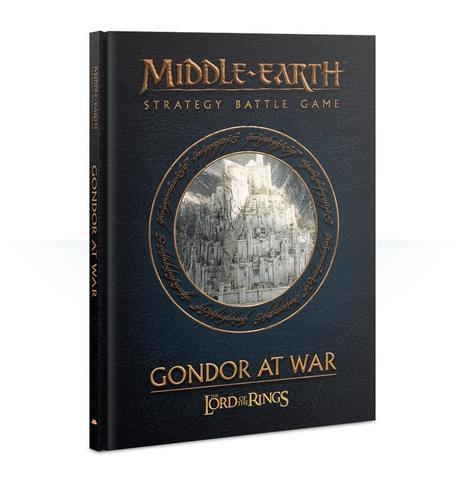 MIDDL-EARTH SBG:GONDOR AT WAR