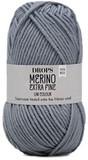 Пряжа Drops Merino Extra Fine 38 синий туман