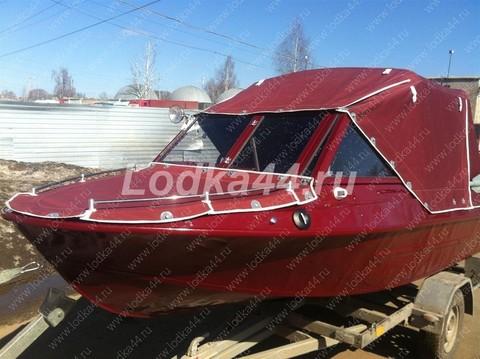 Ветровое стекло «Премиум-А» для лодки «Крым М»