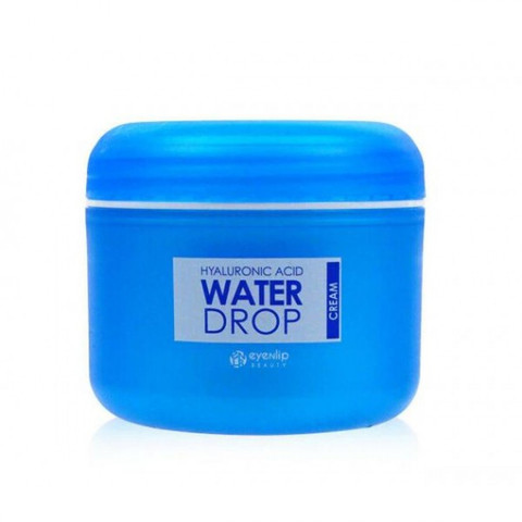 Крем для лица увлажняющий HYALURONIC ACID WATER DROP CREAM 100мл