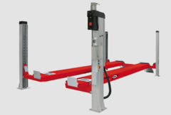 Подъёмник четырехстоечный электрогидравлический BUTLER Logic 50L