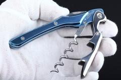 Нож сомелье Farfalli модель T022.BL T22 Titanium, фото 10