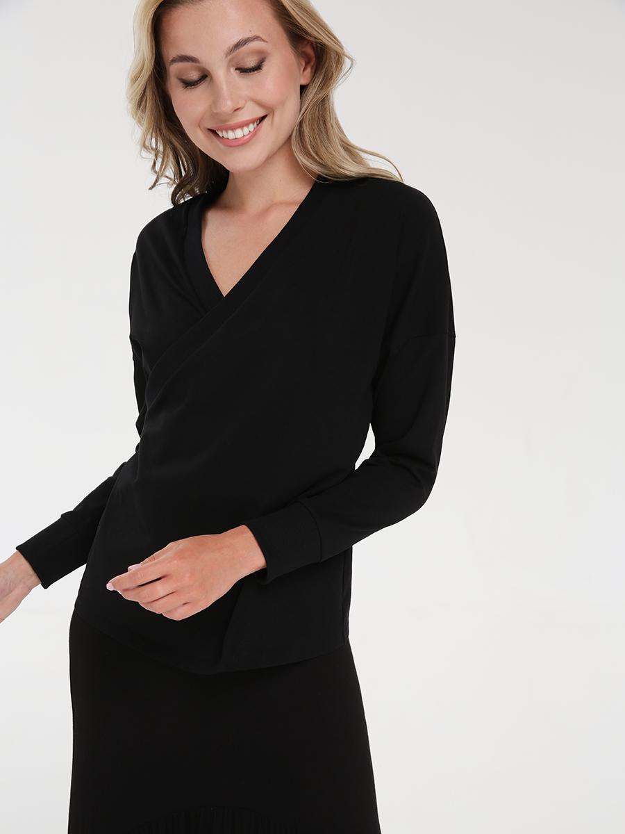 Блуза для будущих и кормящих мам - Фото 2