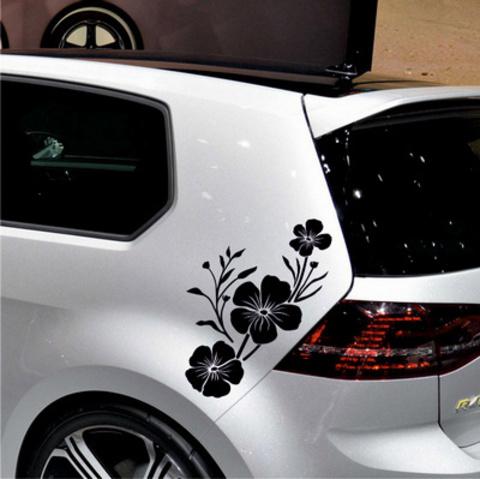 Виниловые наклейки на автомобиль