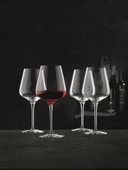 Набор из 4-х бокалов для вина Red Wine ViNova, 680 мл, фото 2