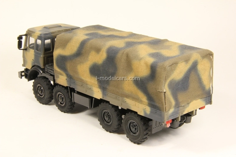 Ural-532301 camouflage conversion 1:43 Promtractor