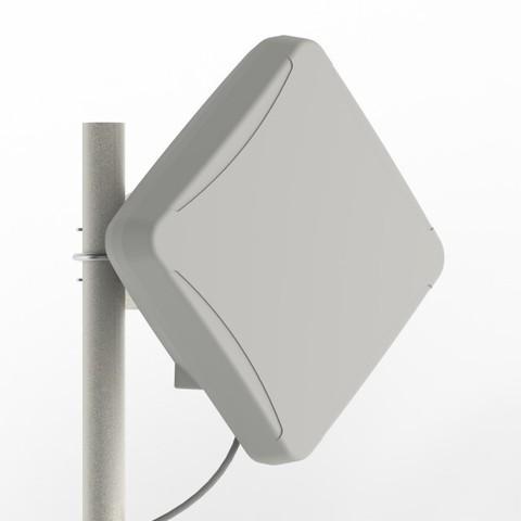 AX-2014P MIMO 2x2 UNIBOX - антенна с гермобоксом для 3G/4G модема (LTE1800, UMTS2100)