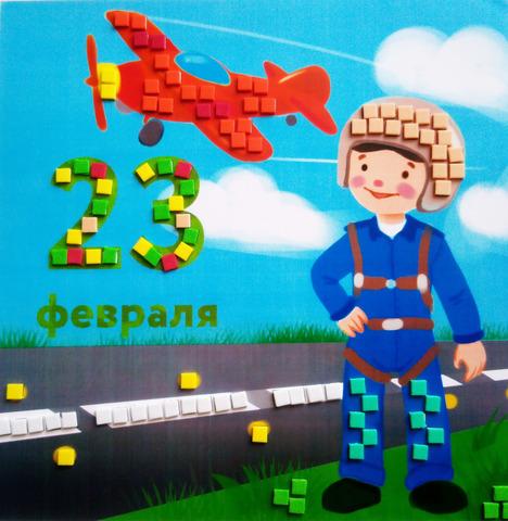 004-5994 Пиксельная аппликация