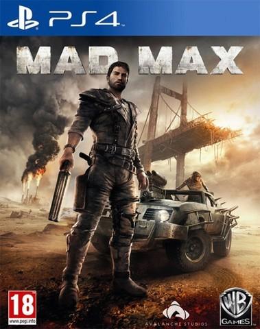 PS4 Mad Max (английская версия)
